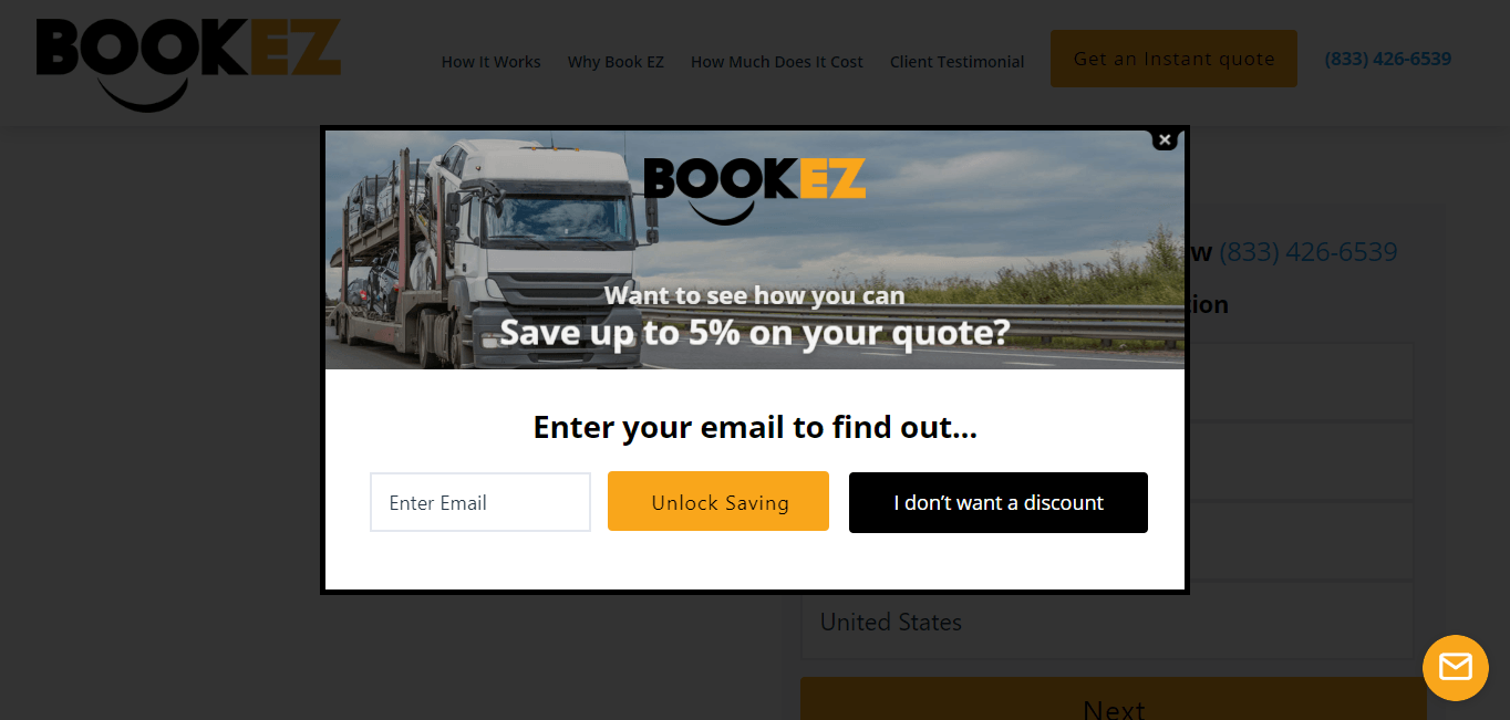 bookez transport SEO by softy solutions